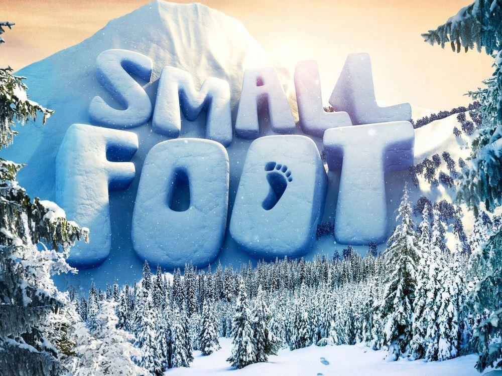 SMP: Smallfoot (U) cover image