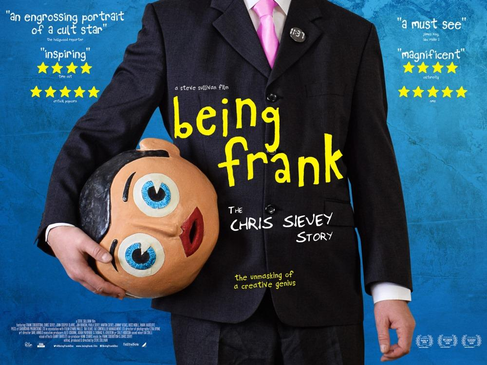 Being Frank: The Chris Sievey Story (15) cover image