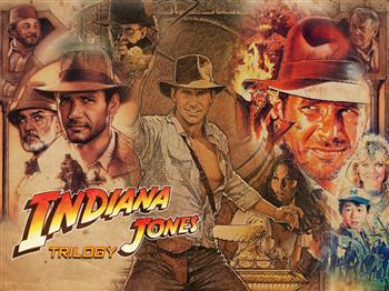 Featured image for Indiana Jones Trilogy (12A)