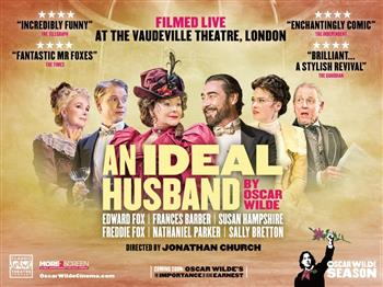 Featured image for Oscar Wilde: An Ideal Husband (U)