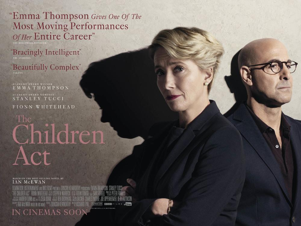 The Children Act (12A) cover image