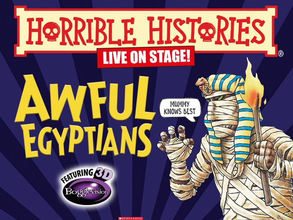 Main image for Horrible Histories: Awful Egyptians