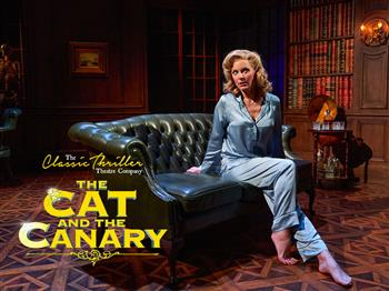 Featured image for The Cat And The Canary