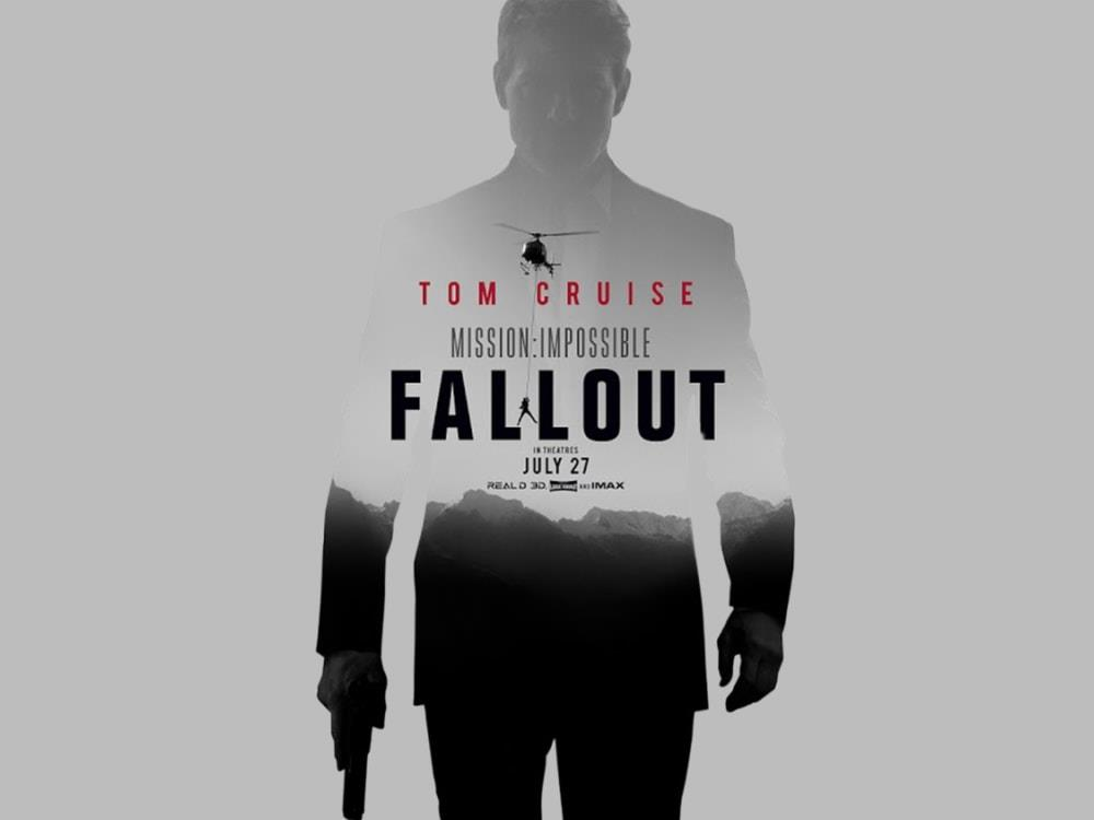 Mission Impossible: Fallout (12A) cover image