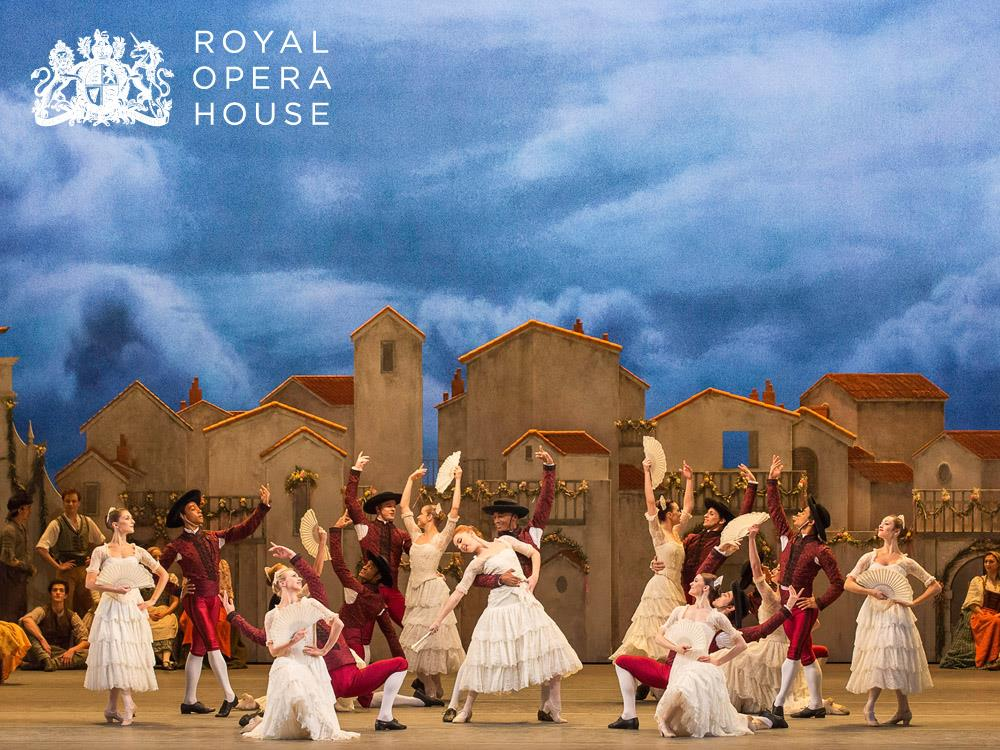 Main image for ROH: Don Quixote (12A)
