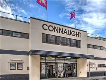 Featured image for Backstage Tour: Connaught Theatre