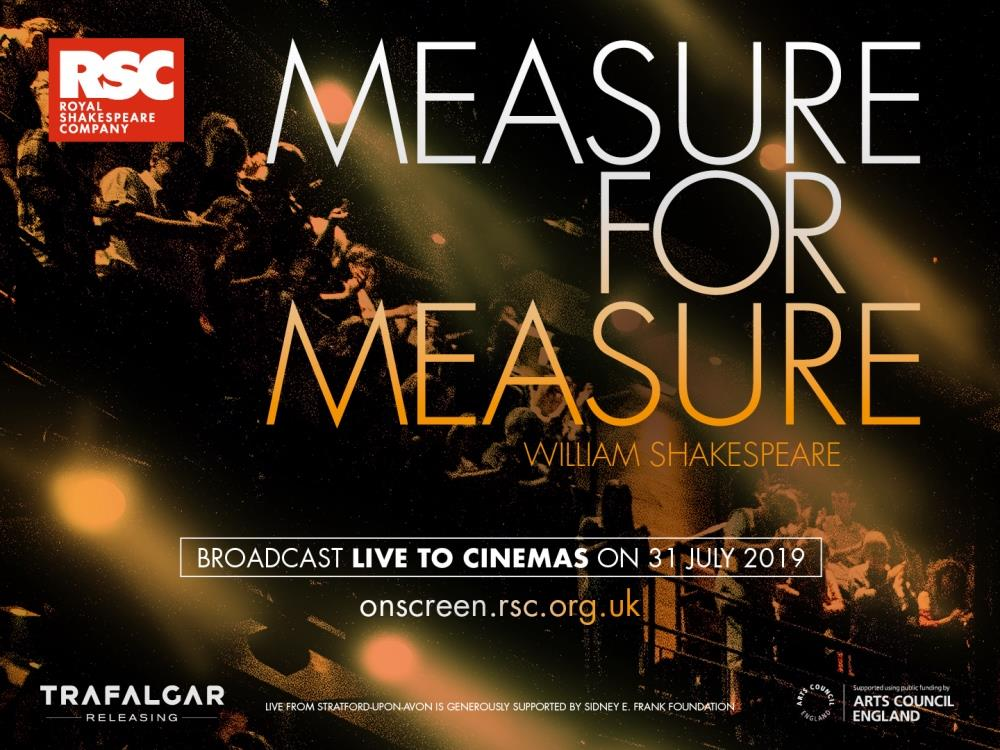 Main image for RSC: Measure for Measure (12A)