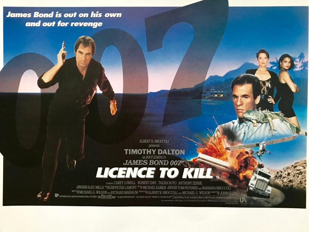 Main image for Licence to Kill (15)