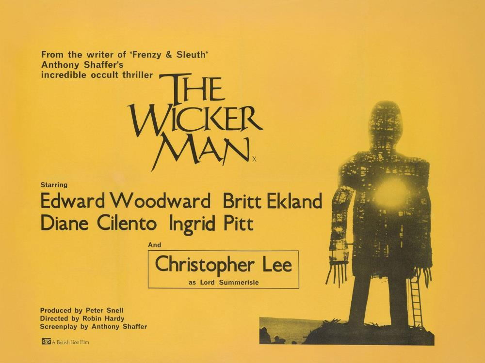 Main image for The Wicker Man (15)