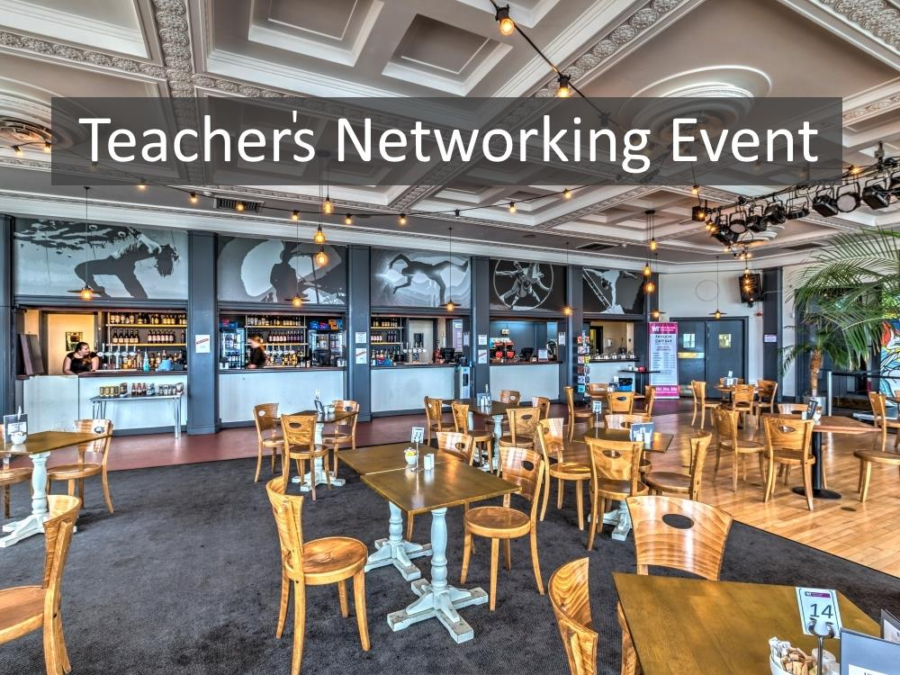 Main image for Teacher's Networking Event