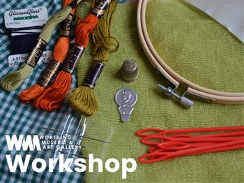 Featured image for Workshop: Sew Fun