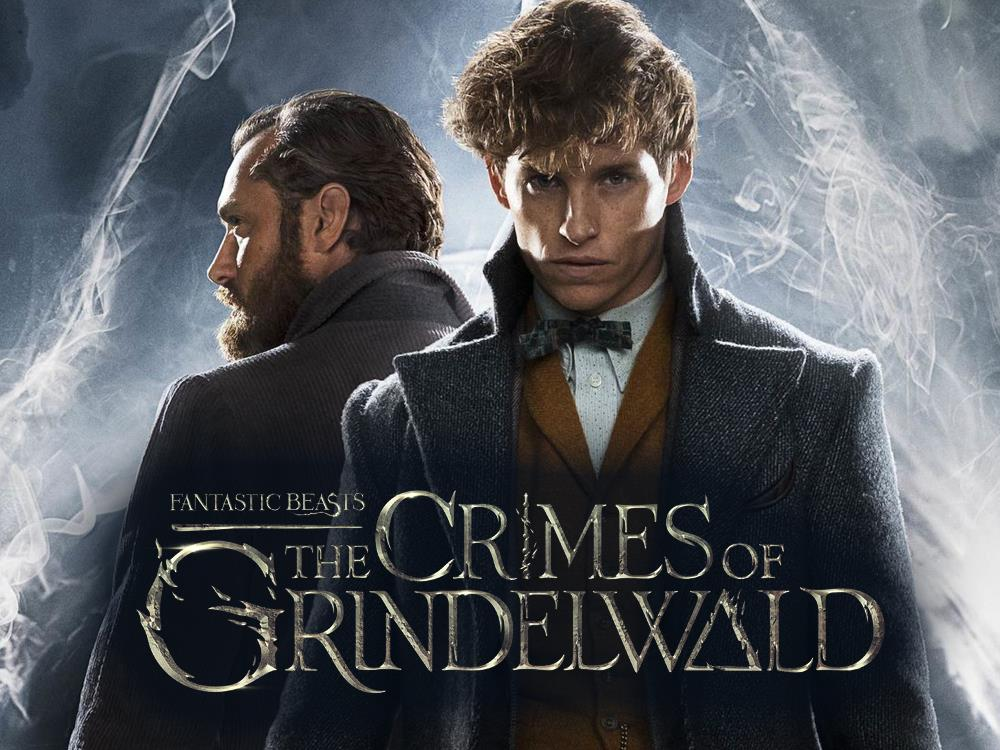 Fantastic Beasts: The Crimes of Grindelwald (12A) cover image