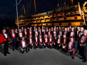 Featured image for The Royal Marines Association Concert Band