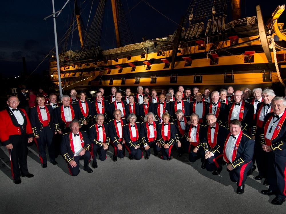 Main image for The Royal Marines Association Concert Band