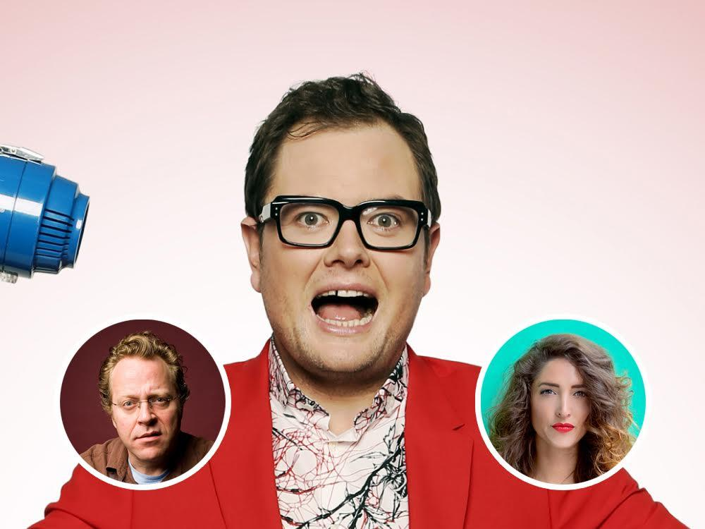Main image for Alan Carr & Guests: Work in Progress