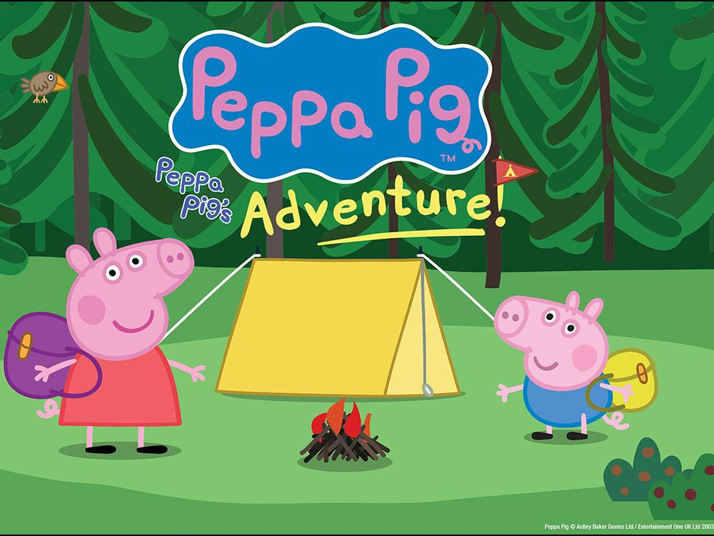Main image for Peppa Pig's Adventure