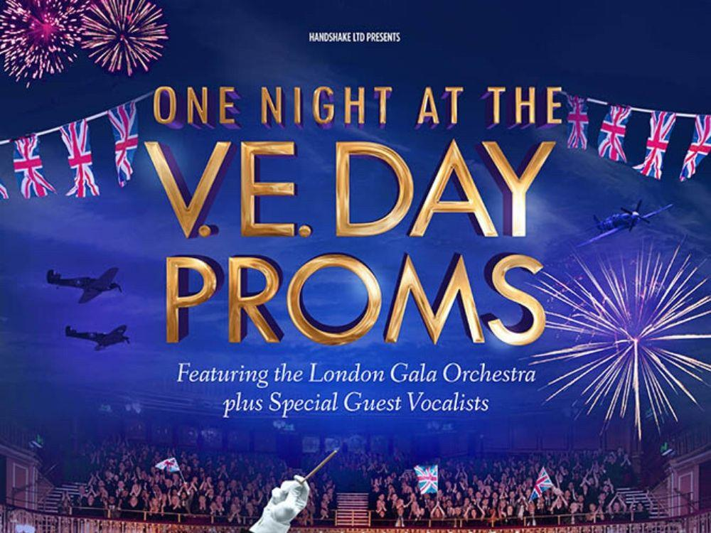 Main image for One Night at the V.E Day Proms