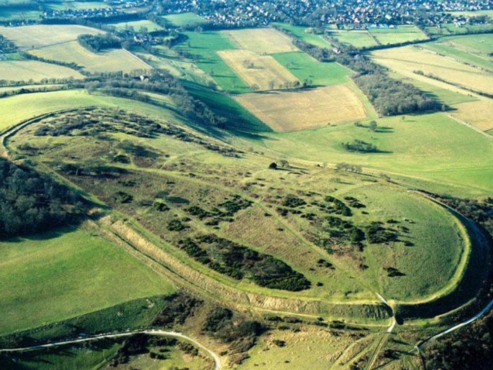 Main image for Thursday Archaeology Walks: Cissbury Ring