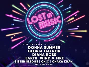 Featured image for Lost in Music