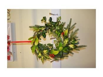 Featured image for Workshop: Festive Wreaths