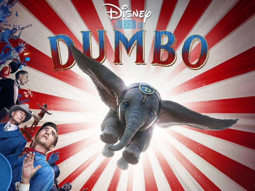 SS: Dumbo (PG) cover image