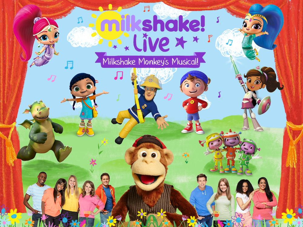 Main image for Milkshake Live