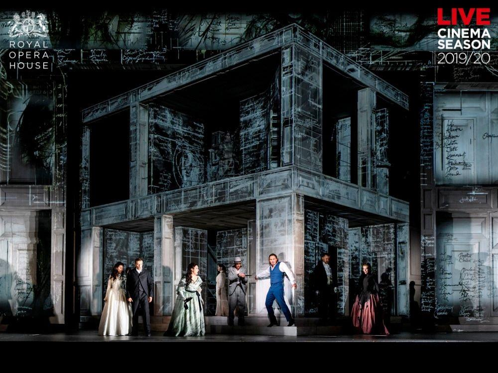 ROH: Don Giovanni (12A) cover image