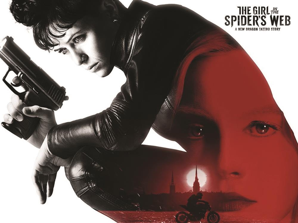 The Girl in the Spider's Web (15) cover image