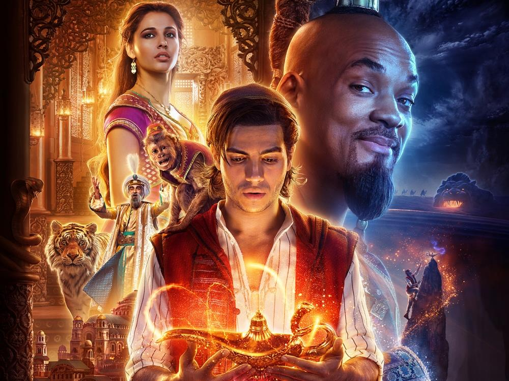 Main image for Aladdin (PG)