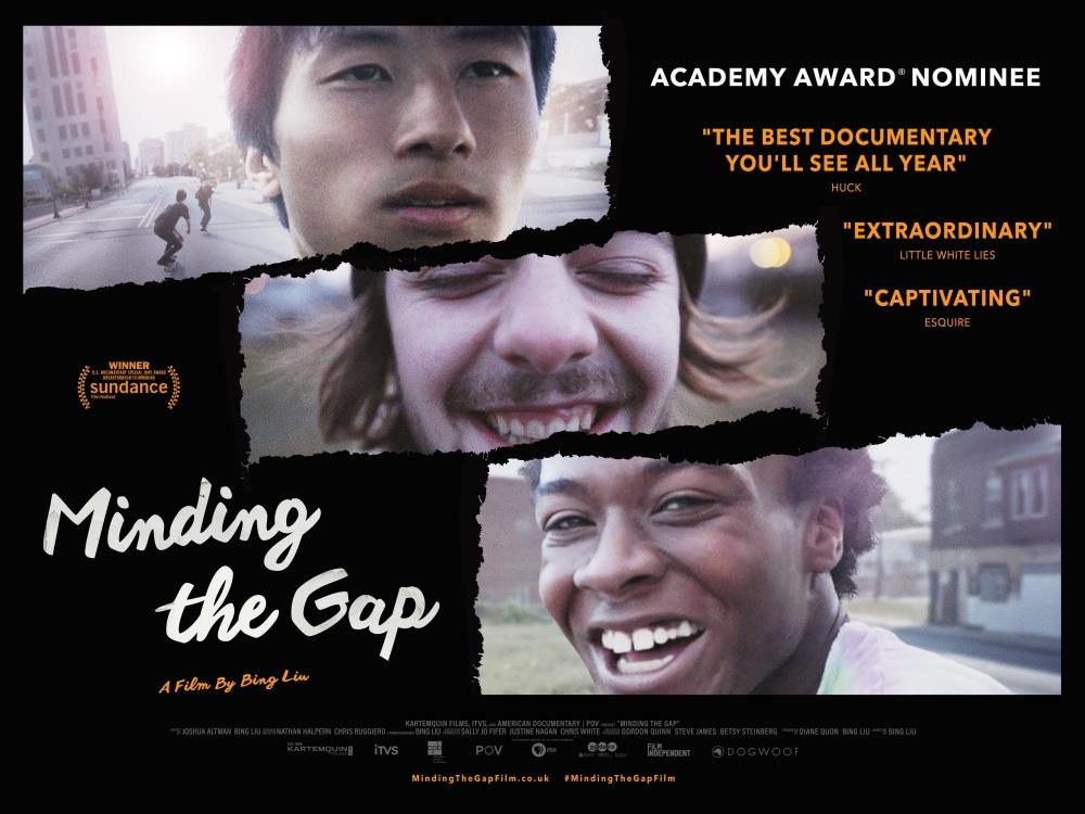 Main image for Minding the Gap (15)