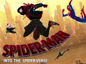 Featured image for Spider-Man: Into the Spider-Verse (PG)