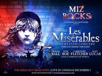 Featured image for Les Miserables: The Staged Concert (12A)