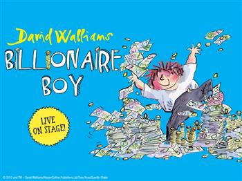 Featured image for Billionaire Boy