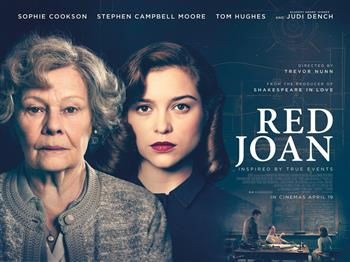 Featured image for Red Joan (12A)
