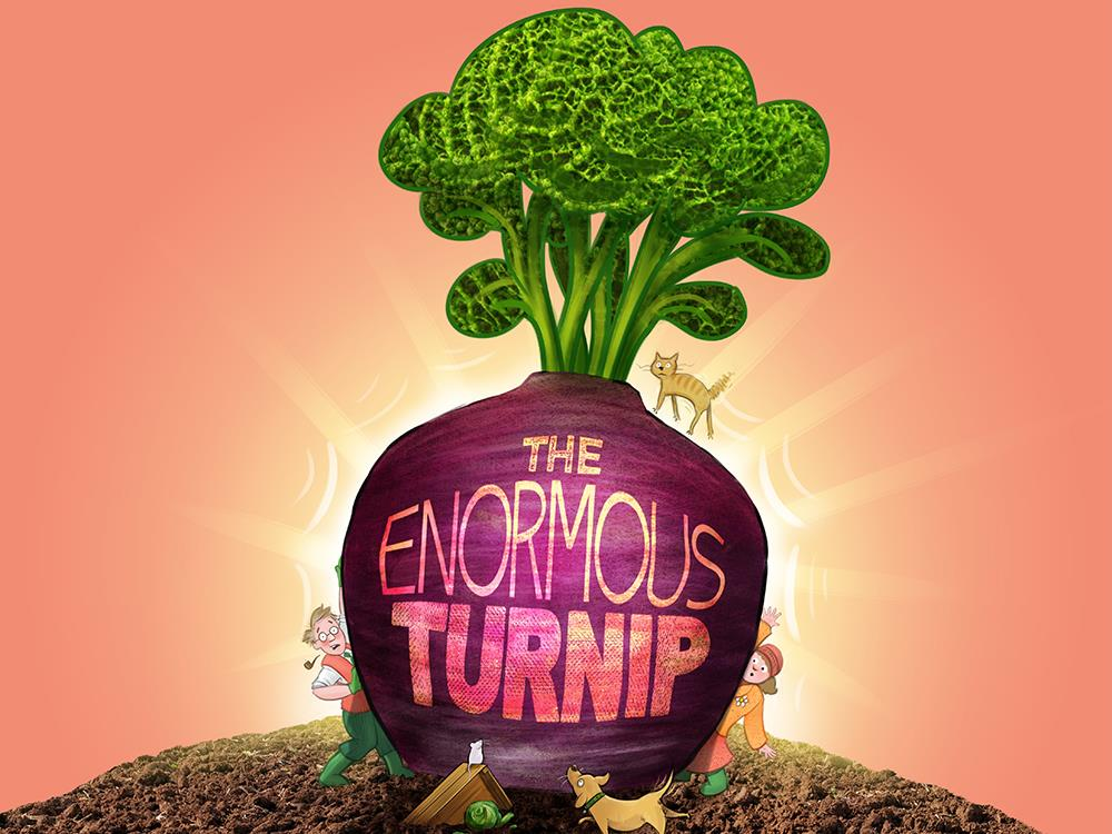 Main image for The Enormous Turnip