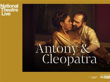 Featured image for NT: Antony & Cleopatra (12A)