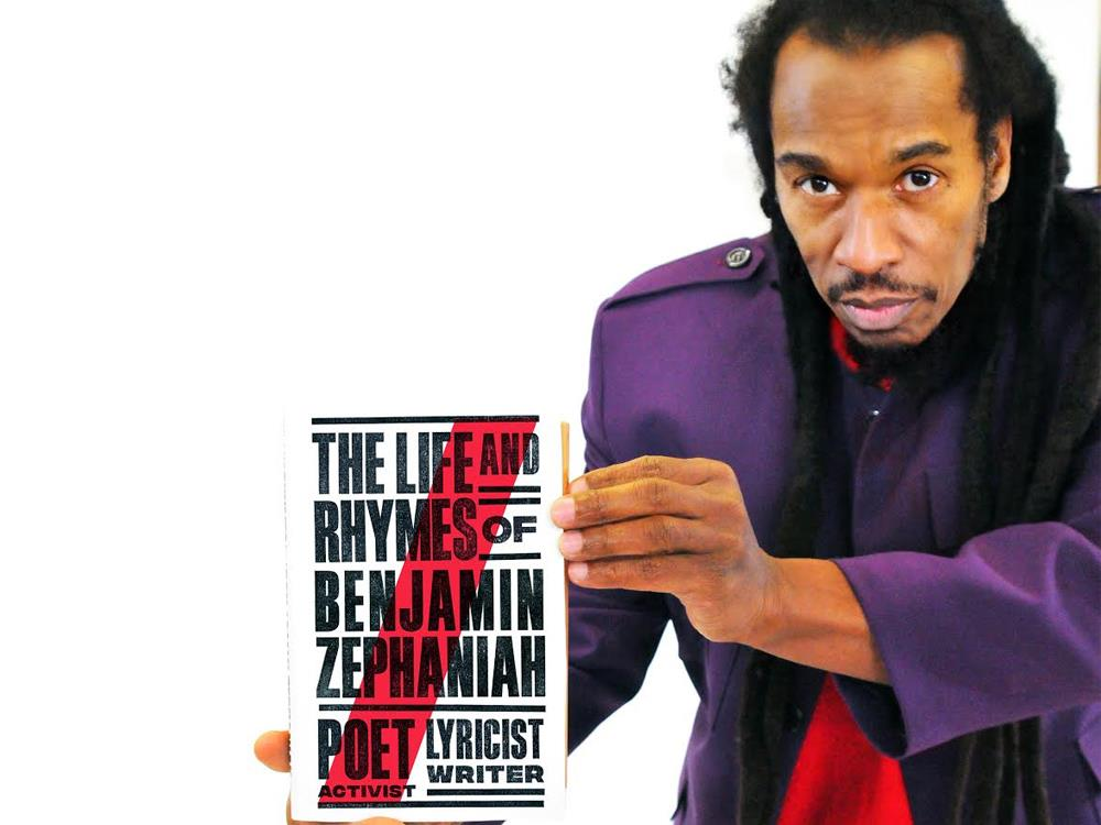 Main image for The Life and Rhymes of Benjamin Zephaniah