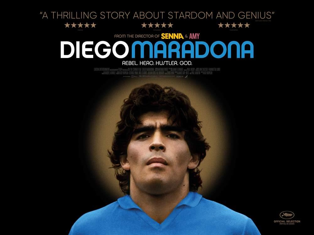 Main image for Diego Maradona (12A)