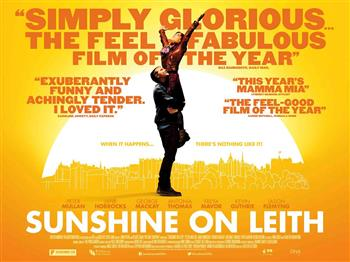 Featured image for Sunshine on Leith (PG)