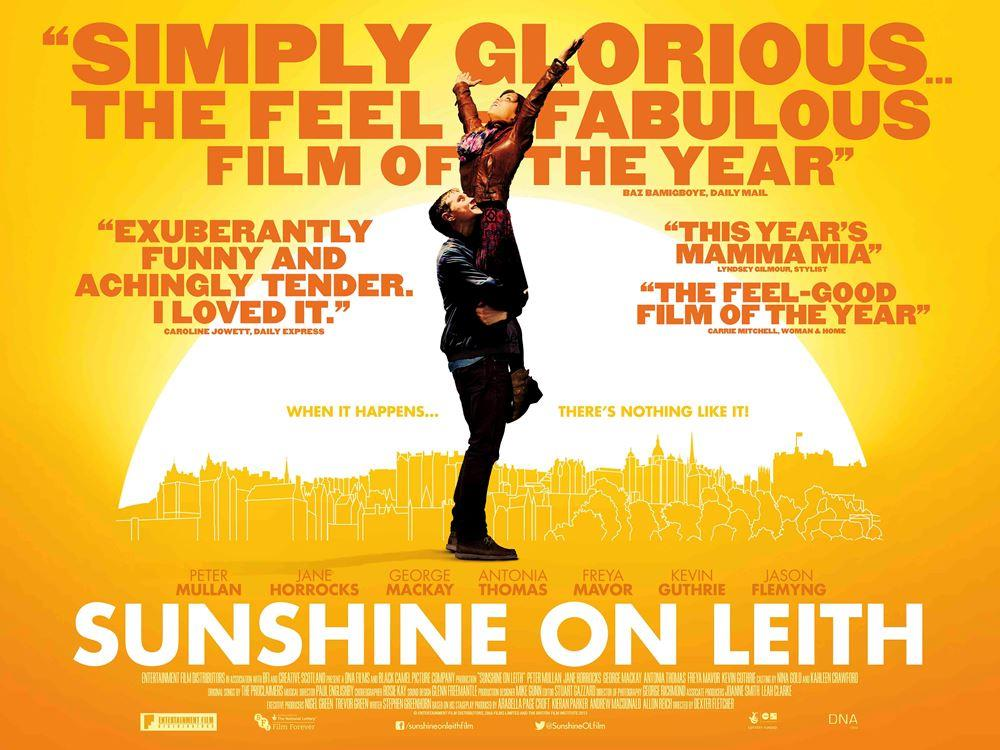 Main image for Sunshine on Leith (PG)