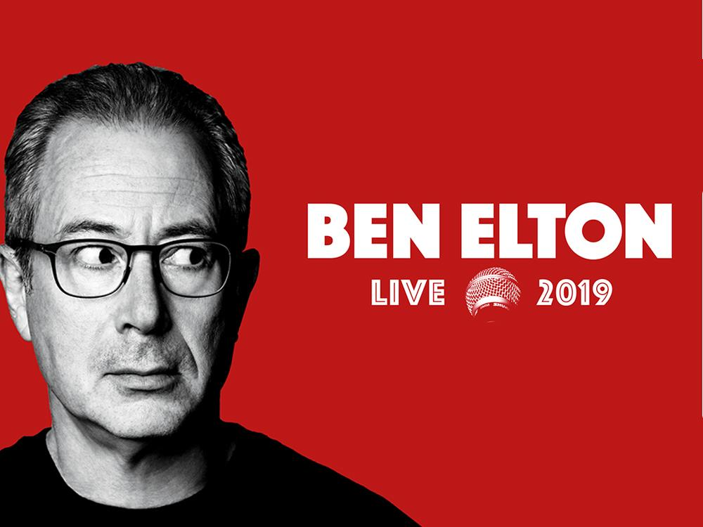 Main image for Ben Elton Live
