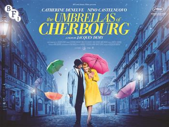 Featured image for The Umbrellas of Cherbourg (PG)