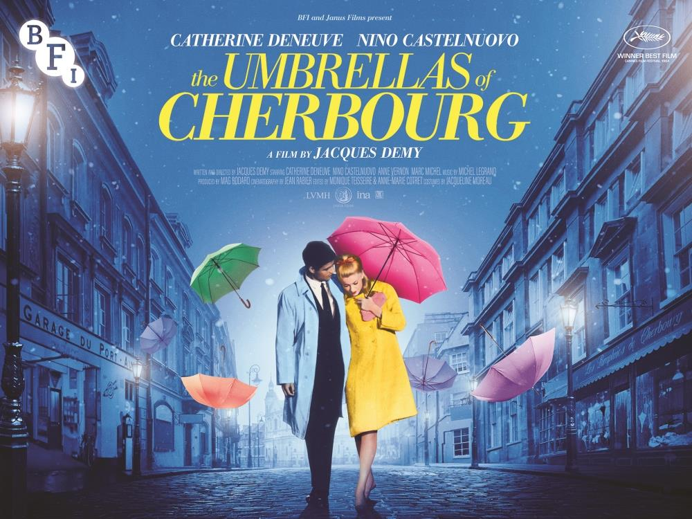 Main image for The Umbrellas of Cherbourg (PG)