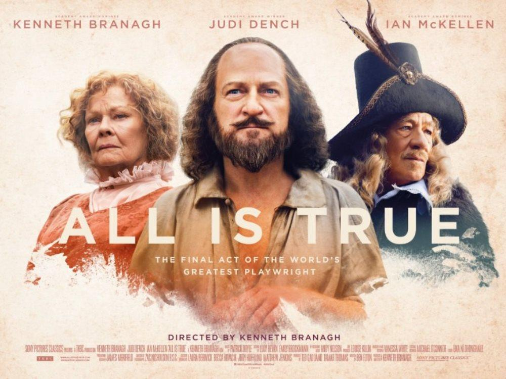 Main image for All is True (12A)
