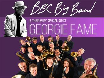 Featured image for BBC Big Band featuring Georgie Fame