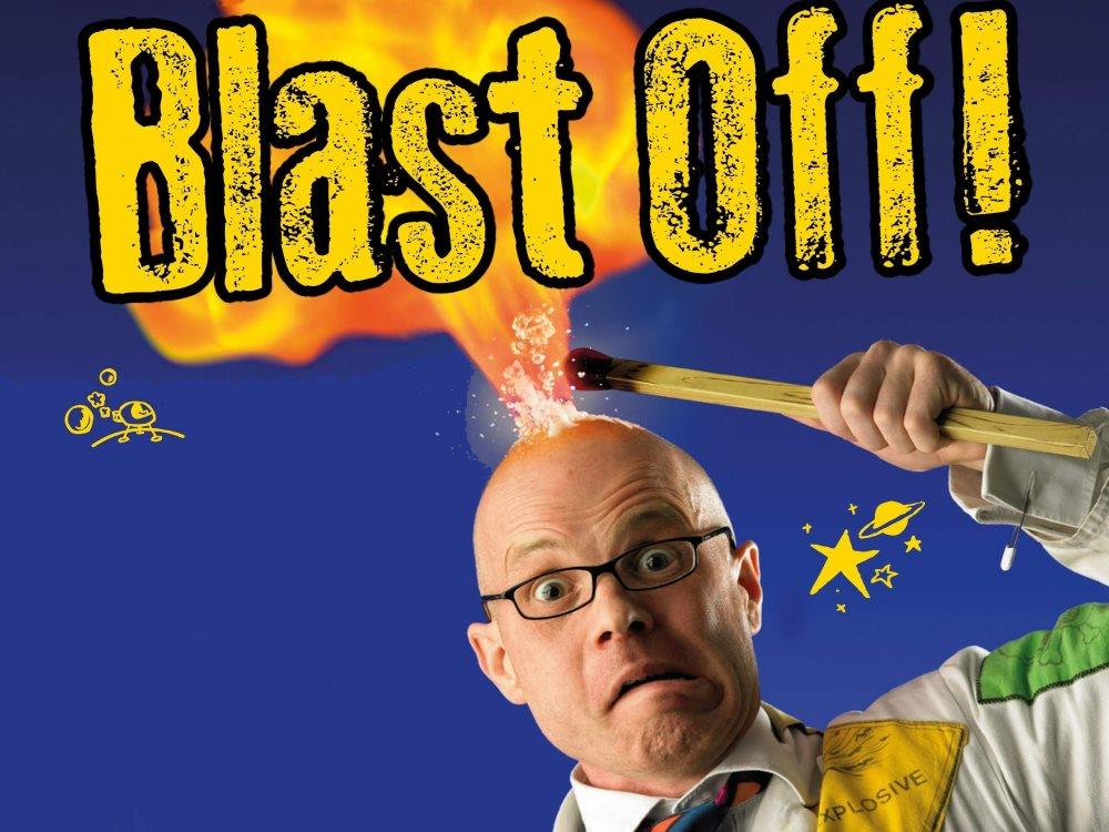 Main image for Dr Bunhead's Blast Off!