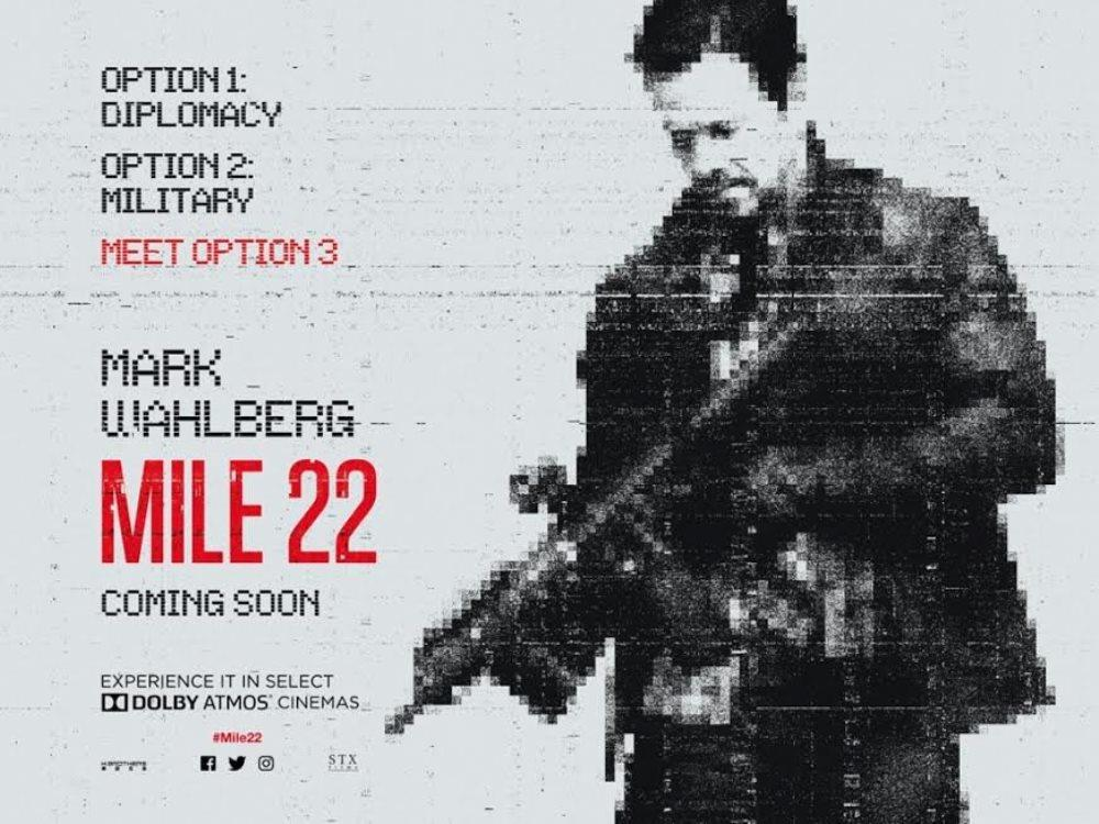 Mile 22 (15) cover image