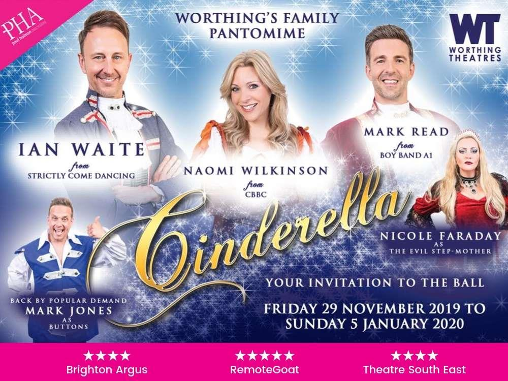 Main image for Cinderella: The Pantomime