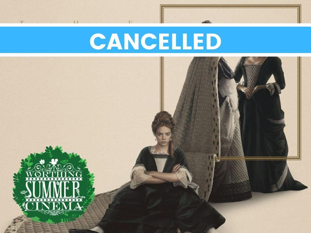 Main image for Worthing Summer Cinema: The Favourite (15)