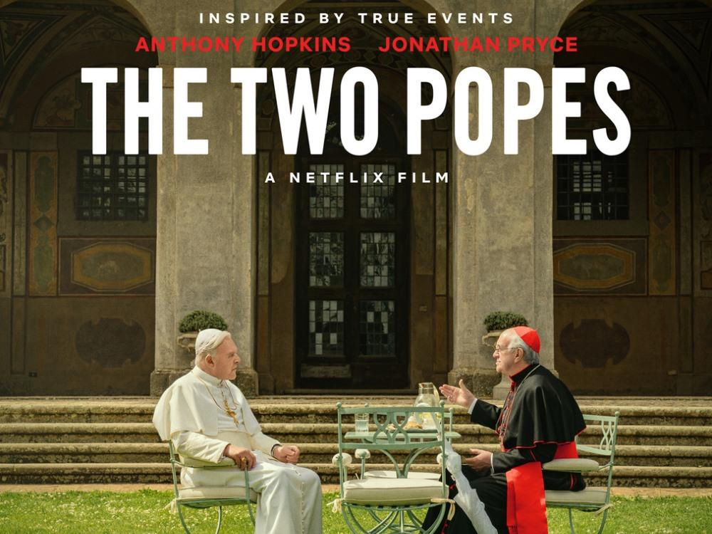 Main image for SS: The Two Popes (12A)
